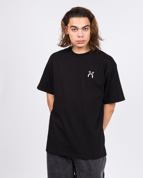 Polar Polar Sad Tee Black