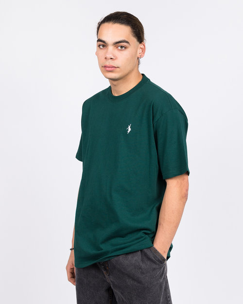 Polar Polar No Comply Tee Dark Green