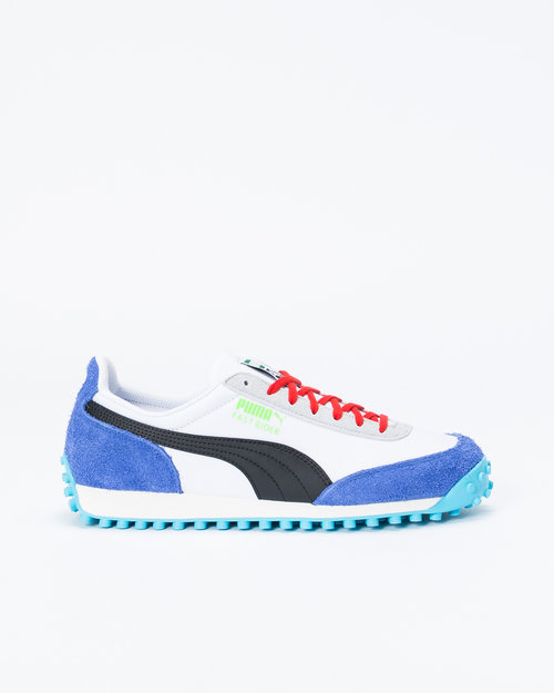 "Puma Puma Fast Rider ""Ride On Pack"" White/Blue"