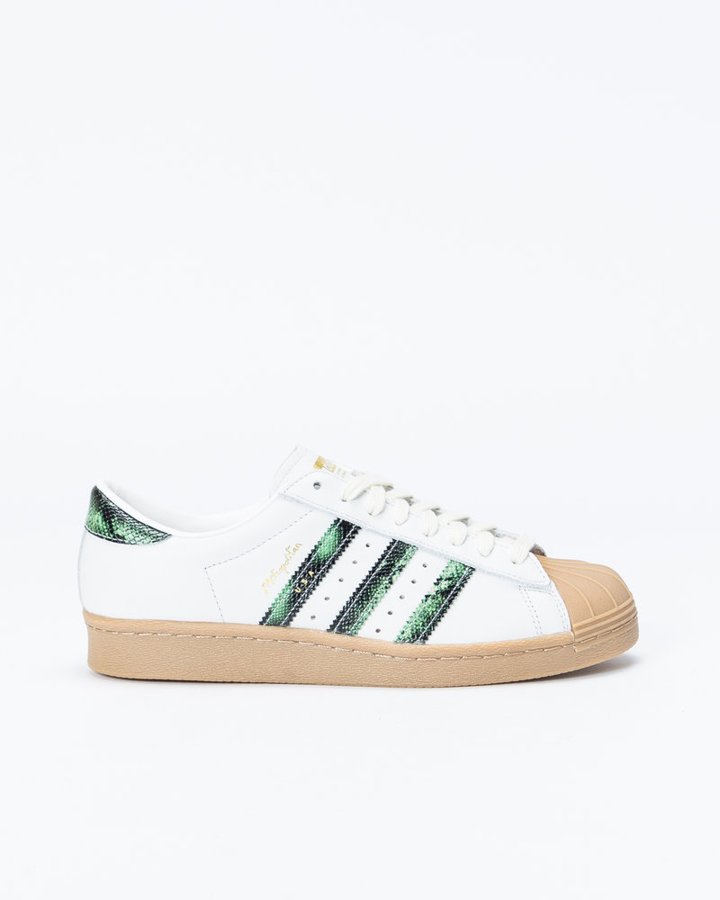 Adidas Adidas Superstar 80's X Metropolitan Crywhite/Coregreen/Gum4