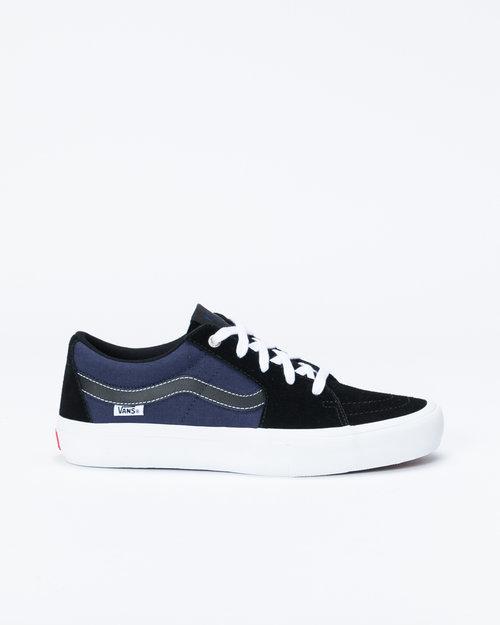 Vans Vans x Streetmachine Mn Sk8-Low Pro Black/Dark Blue/True White
