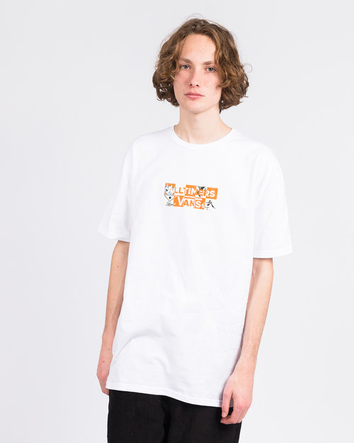 Vans Vans X Alltimers T-shirt White