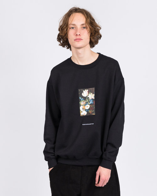 Poetic Collective Poetic Collective Still Life Crew Black
