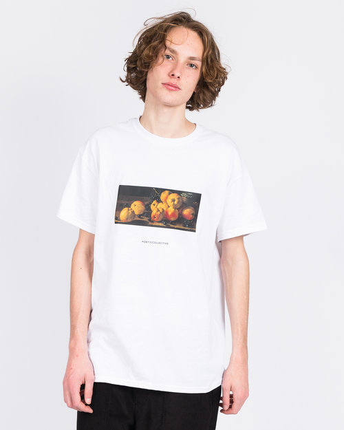 Poetic Collective Poetic Collective Tee Still Life White