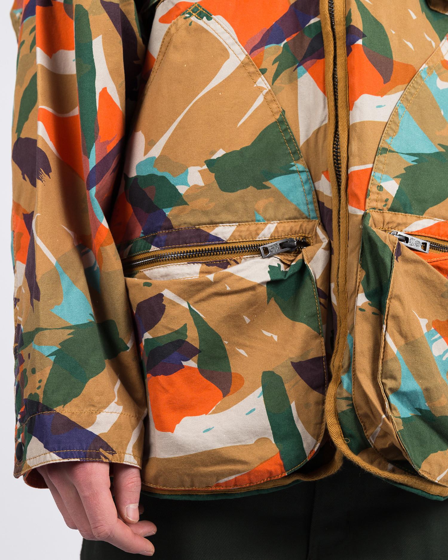 Element X Nigel Cabourn Military Alder Hunting Parka