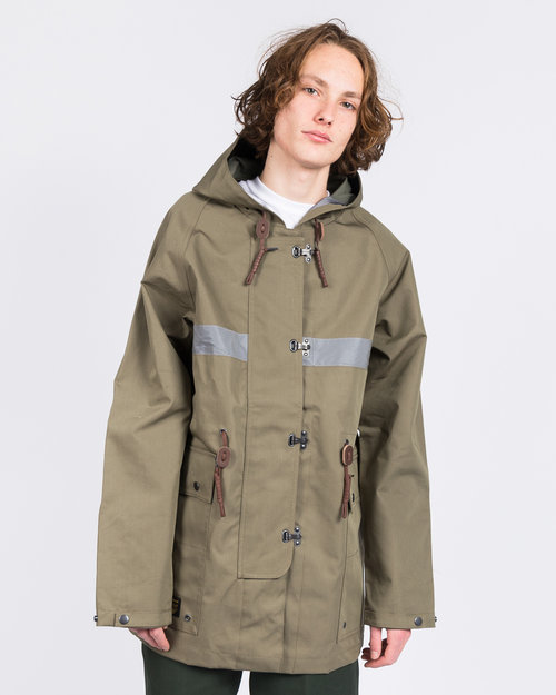 Element Element X Nigel Cabourn Military Cameraman Parka