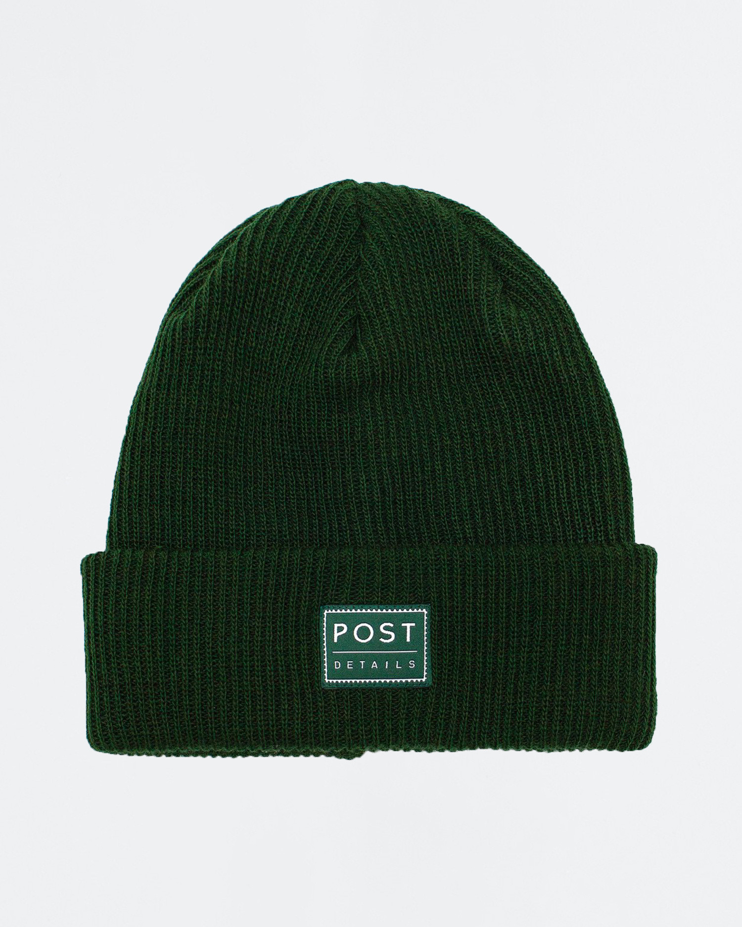 Post ABC Classic Beanie V7 Lush Green