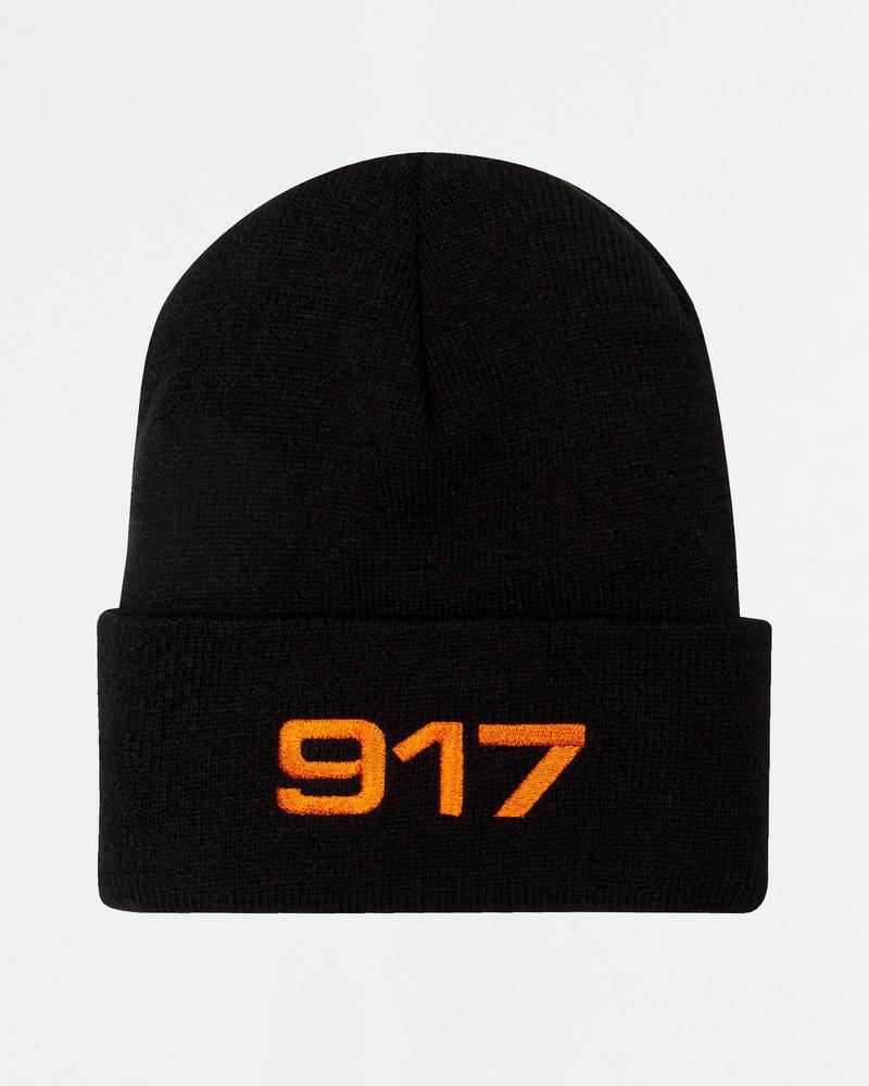 Call Me 917 Call me 917 Racing Beanie Black/Orange