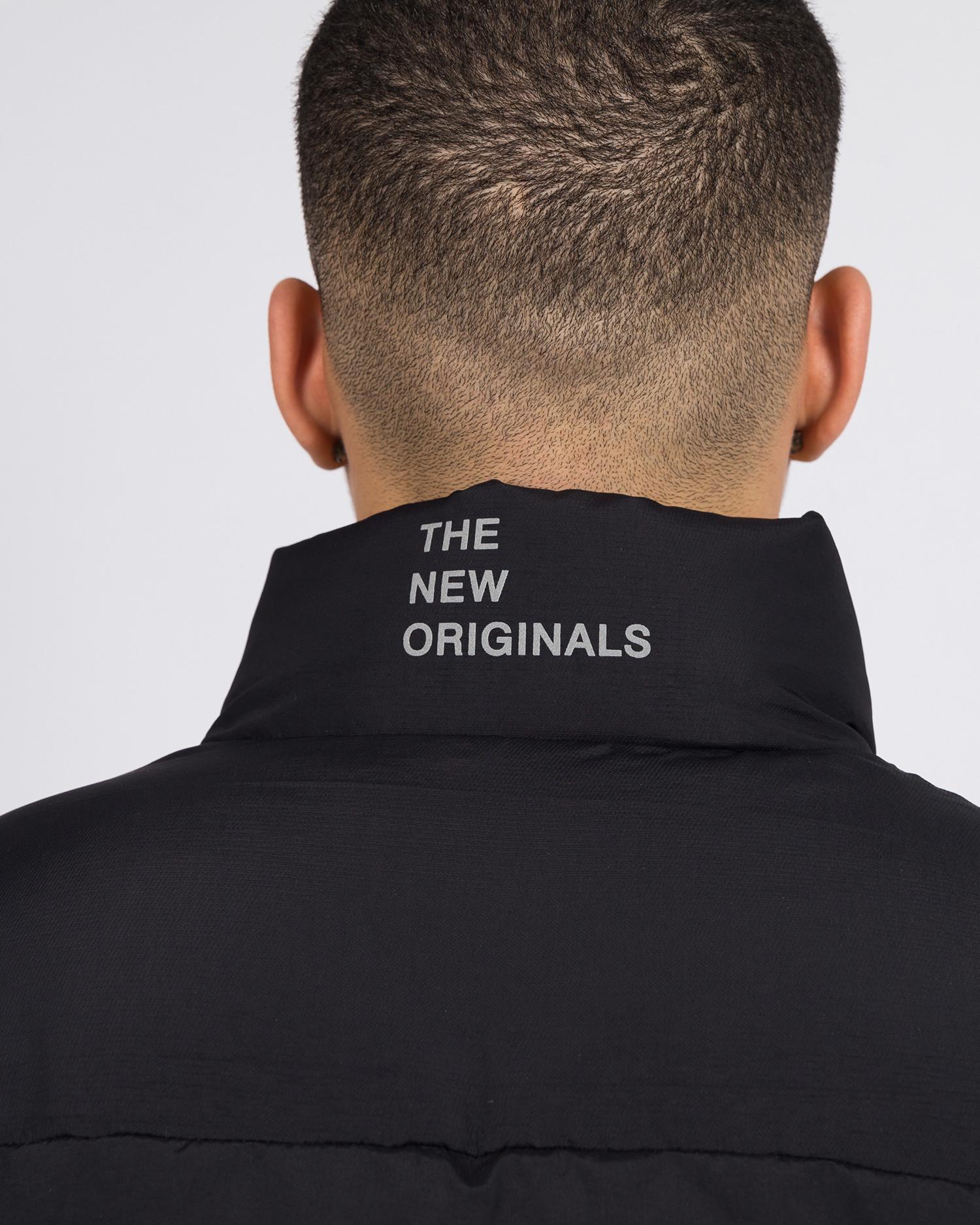The New Originals Cloud 9 Dots Down Jacket Black