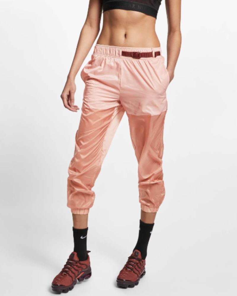 Nike W Nike Sportswear Tech Pack Pant WVN Rose Gold/Black