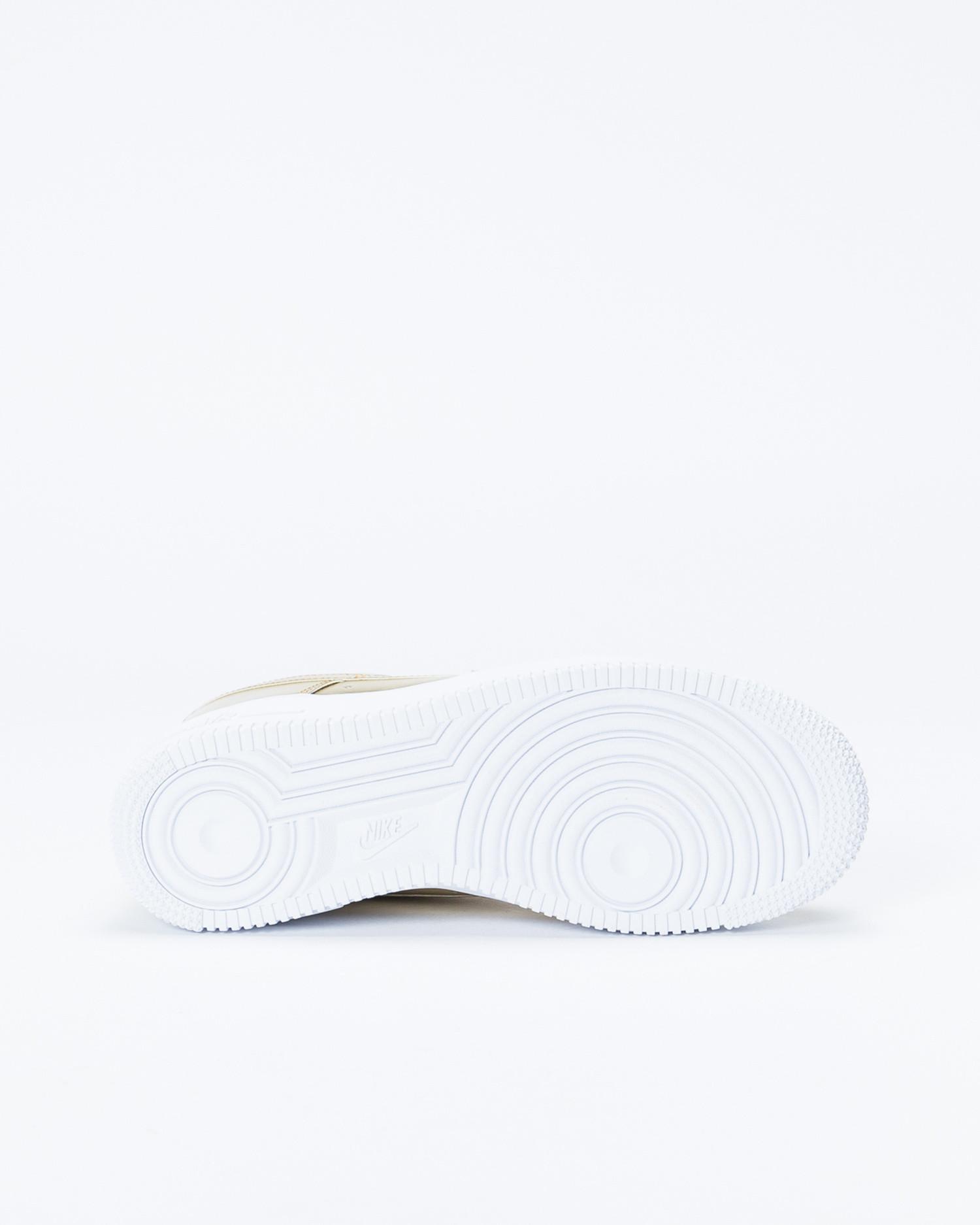 Nike Womens Air Force 1 SP Metallic Gold/Club Gold-White
