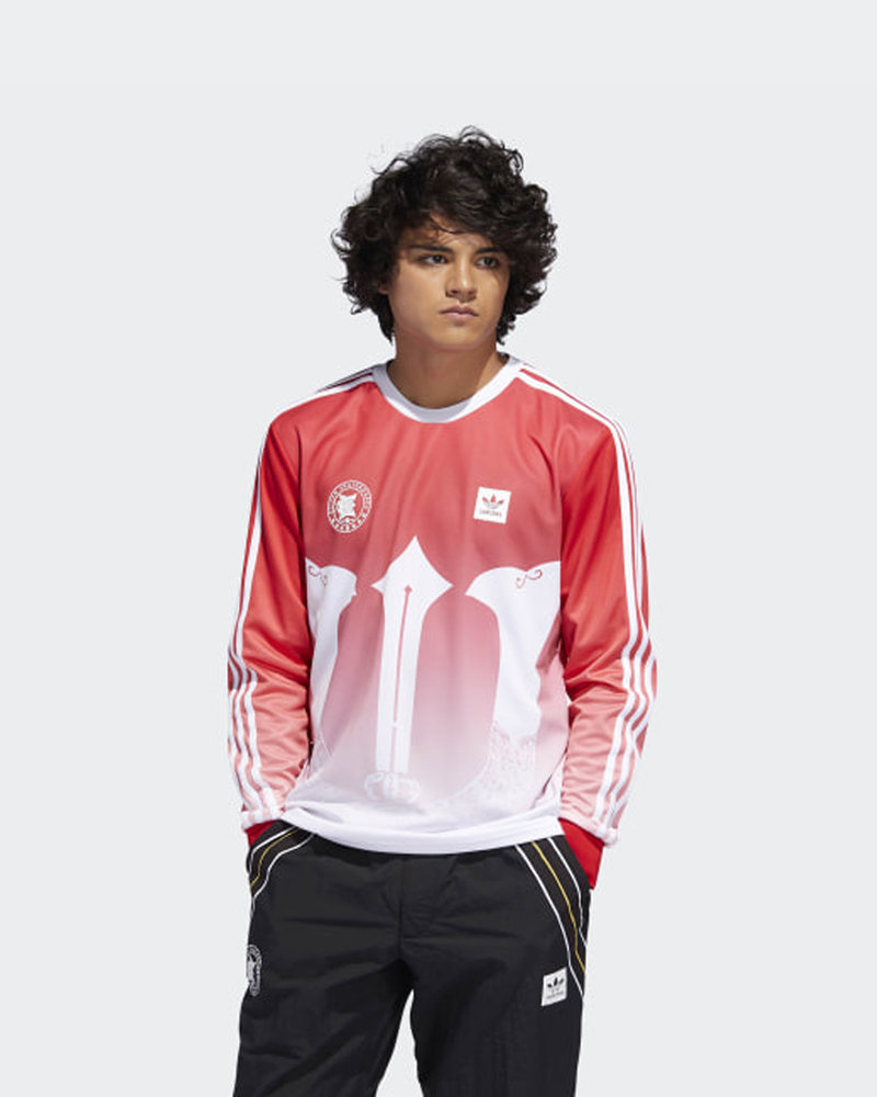 Adidas adidas x Evisen Jersey Red