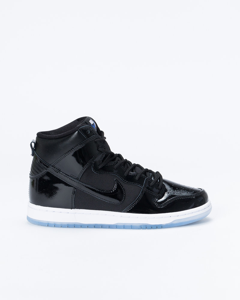 Nike Nike SB Dunk high pro Black/black-white-varsity royal