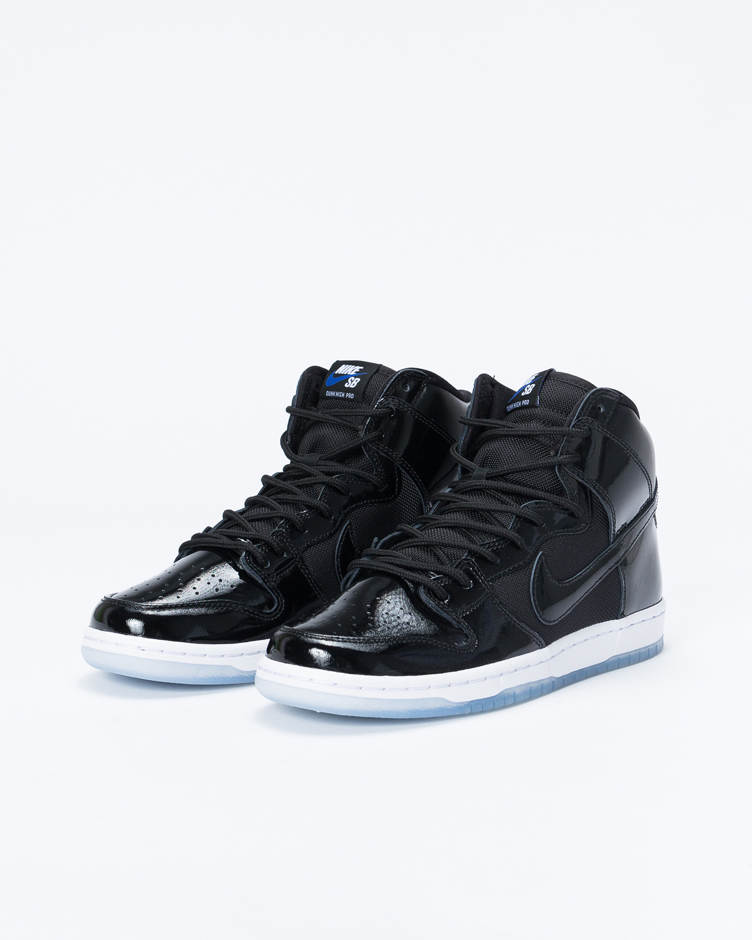 Nike SB Dunk high pro Black/black-white-varsity royal