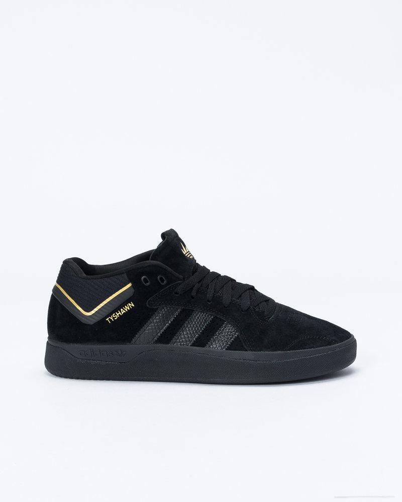 Adidas Adidas Tyshawn Core Black/Core Black/Gold Metal