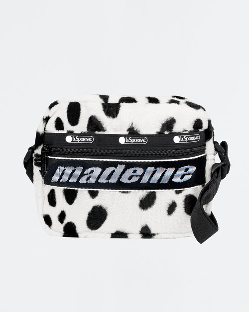 Made Me Made Me X Lesportsac Box Cross Body White