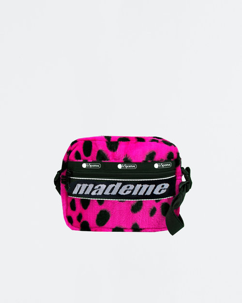 Made Me MadeMe x Mini Collective Belt Bag Hot Pink