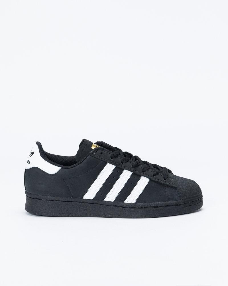 Adidas Adidas Superstar ADV Core Black/Footwear White/Gold Metallic