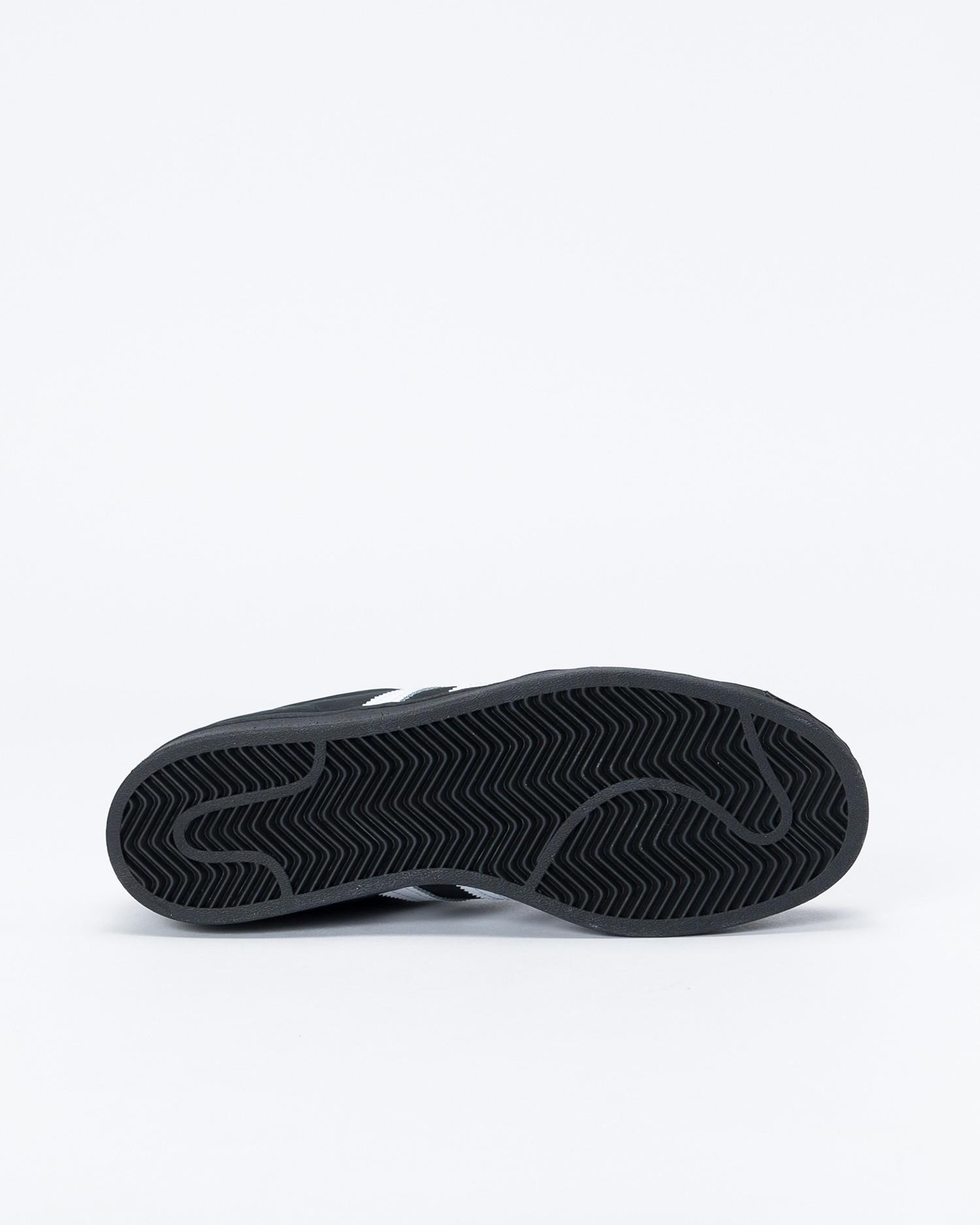 Adidas Superstar ADV Core Black/Footwear White/Gold Metallic