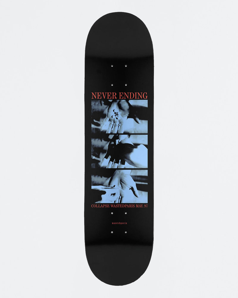 Wasted Paris Wasted Paris Deck Never Ending Deck 8.25
