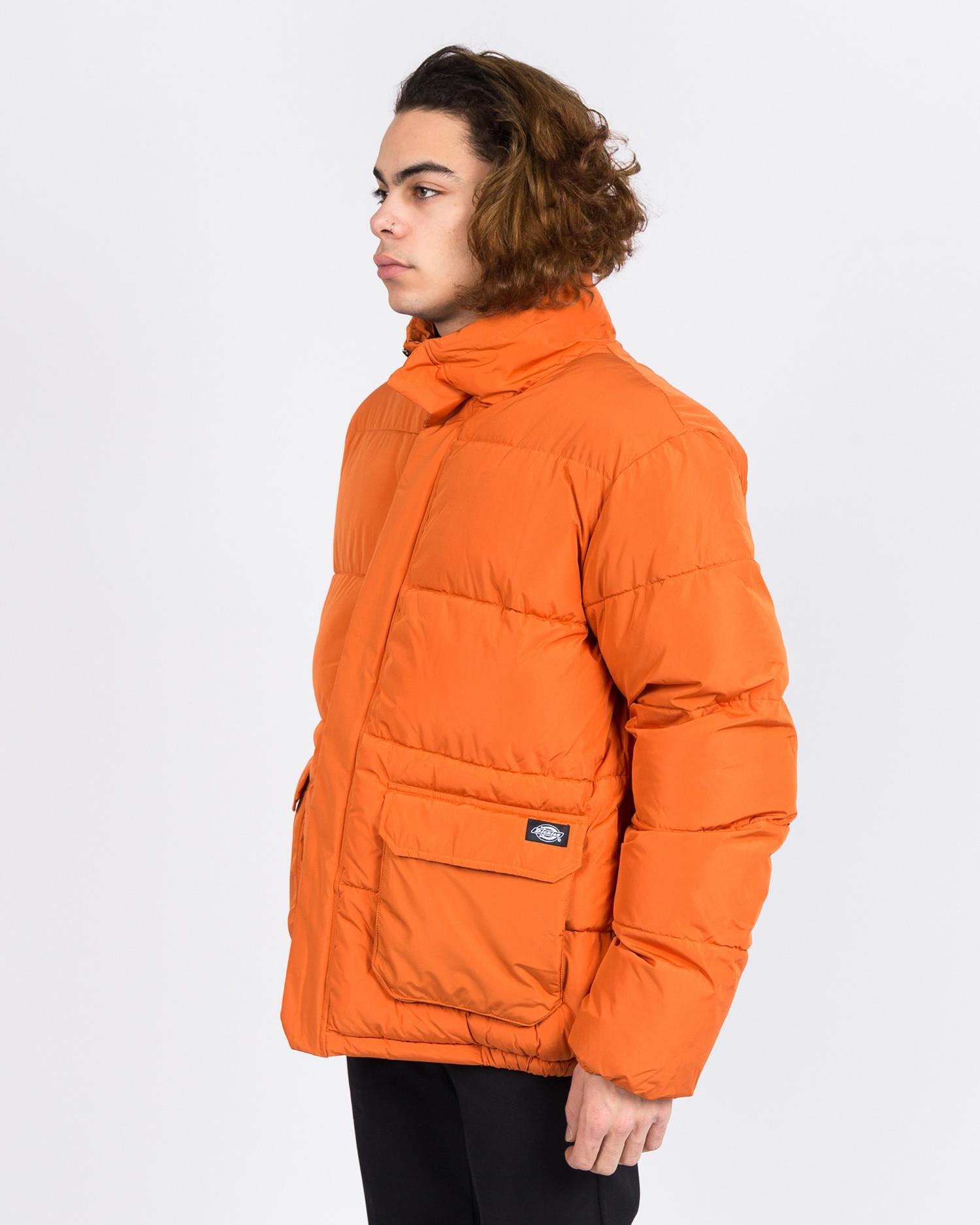 Dickies Olaton Jacket Rust