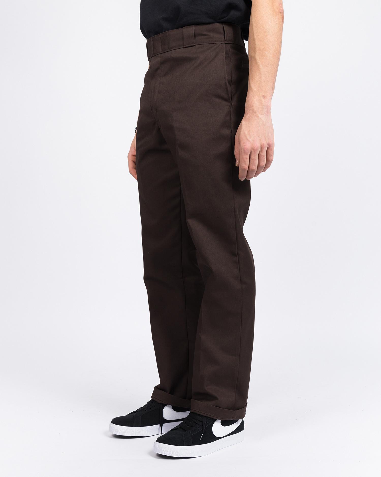 Dickies Original 874 Work Pant Dark Brown