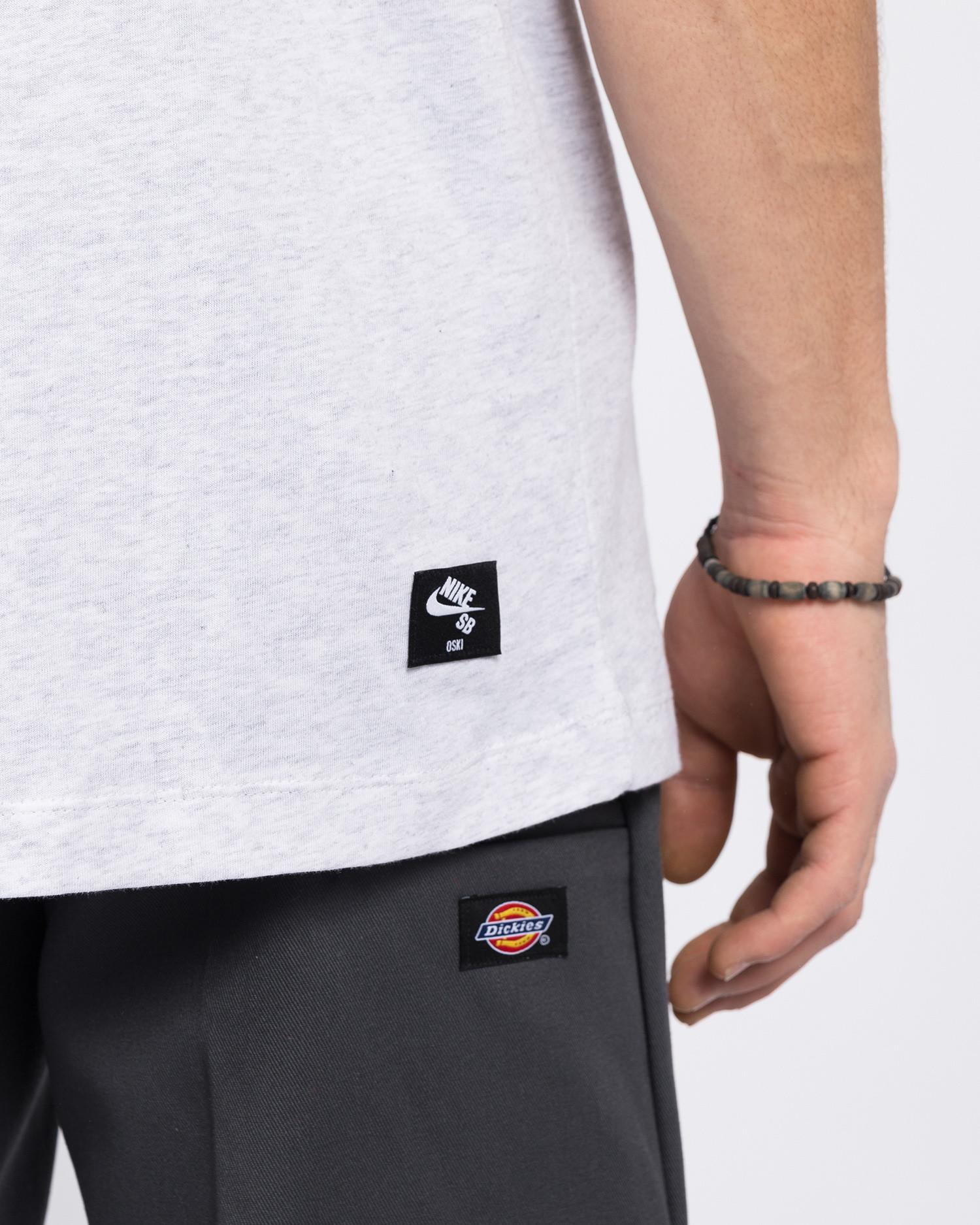 Nike SB ISO Oski T-Shirt Birch Heather