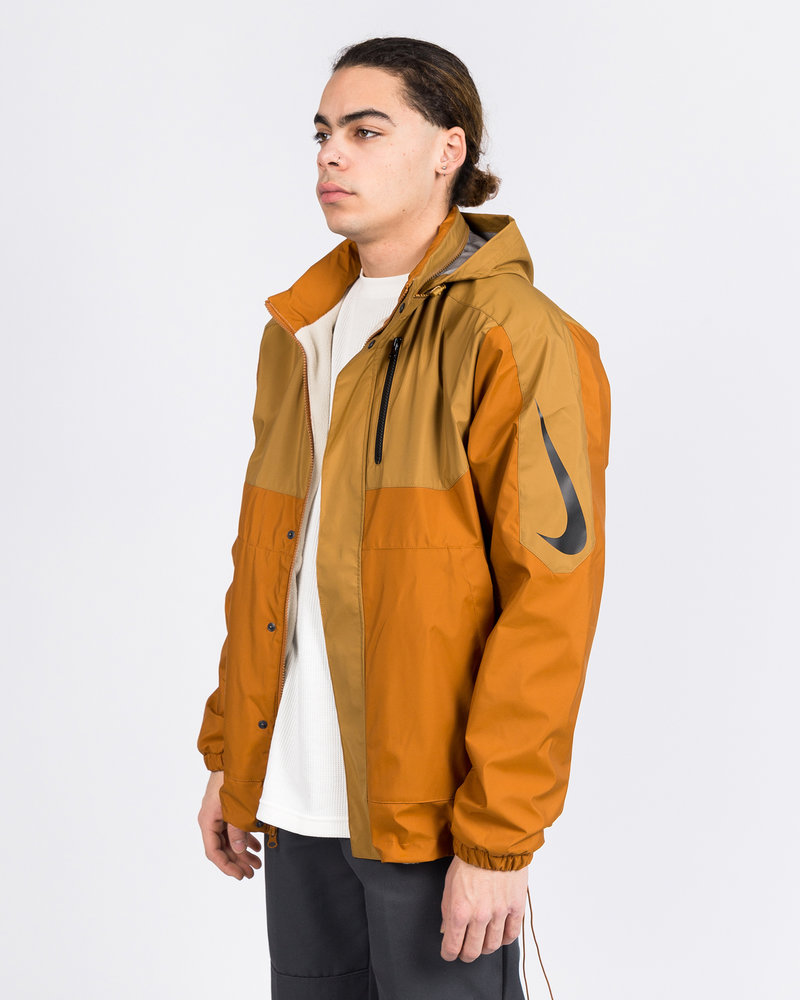 Nike Nike SB ISO Oski Reversible jacket Muted Bronze/Burnt Sienna/Black