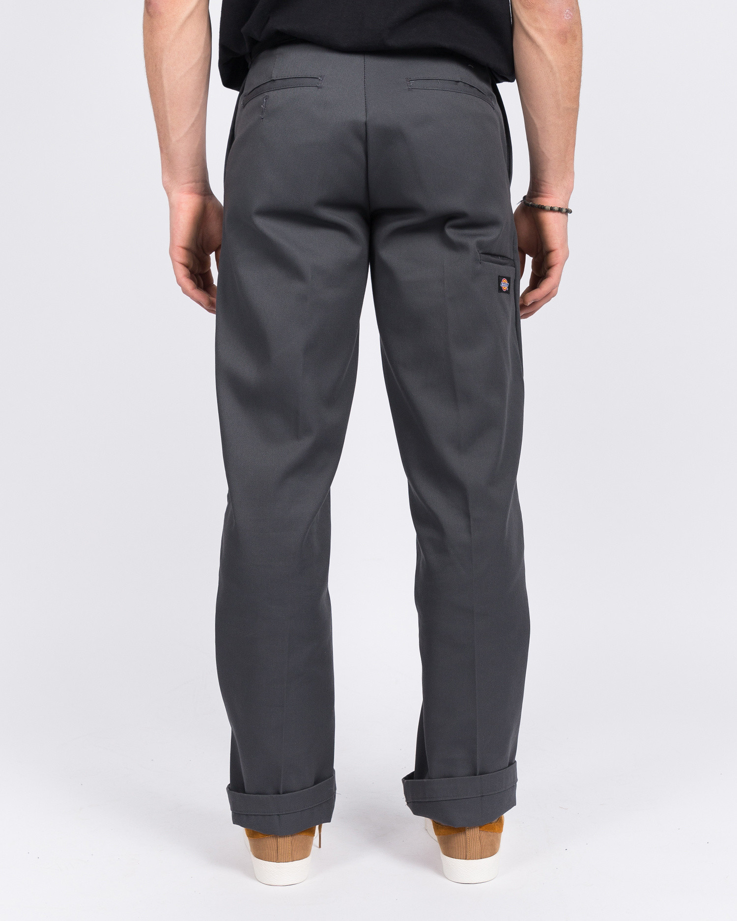 Dickies Pant Stand M Double Knee Grey