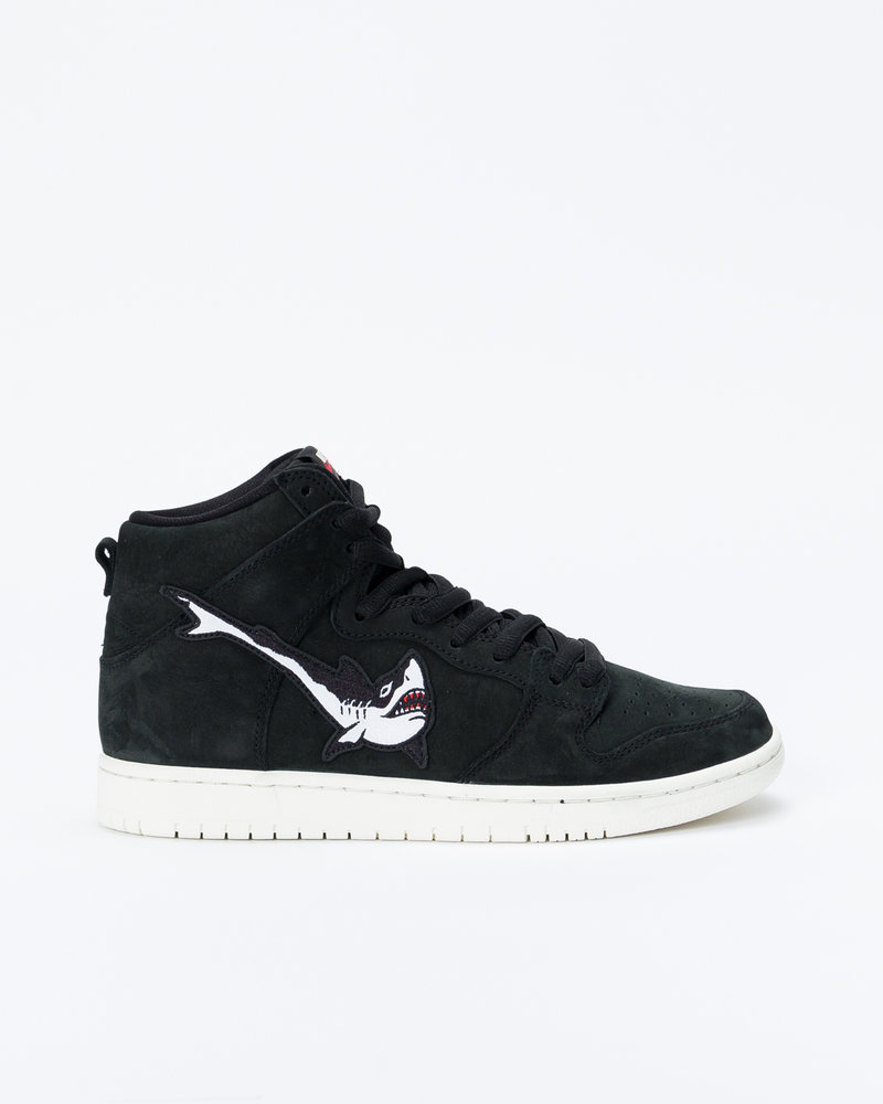 Nike Nike sb dunk high Oski pro iso Black/white-black-sail