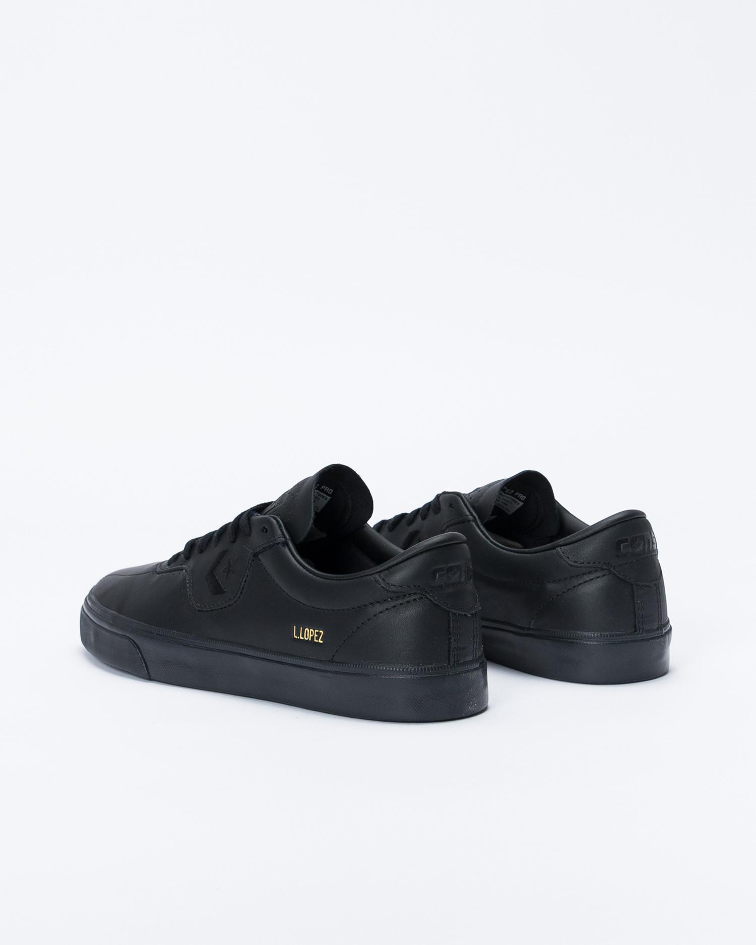 Converse Louie Lopez Pro OX Black/Black/Black