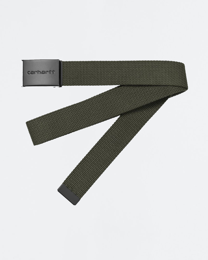 Carhartt Carhartt Clip Belt Tonal Cypress