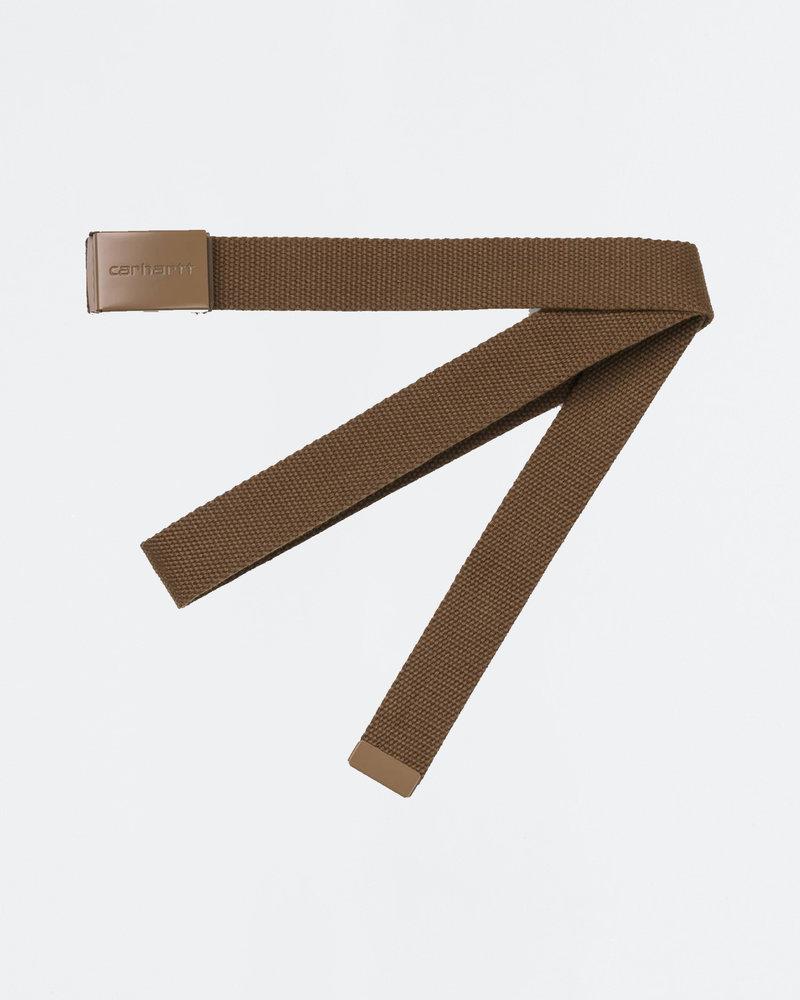 Carhartt Carhartt Clip Belt Hamilton Brown