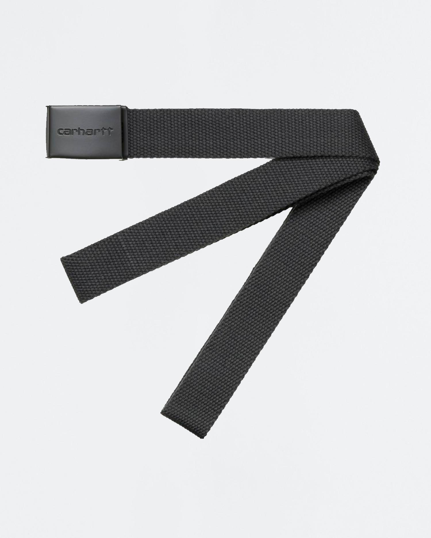 Carhartt Clip Belt Tonal Blacksmith