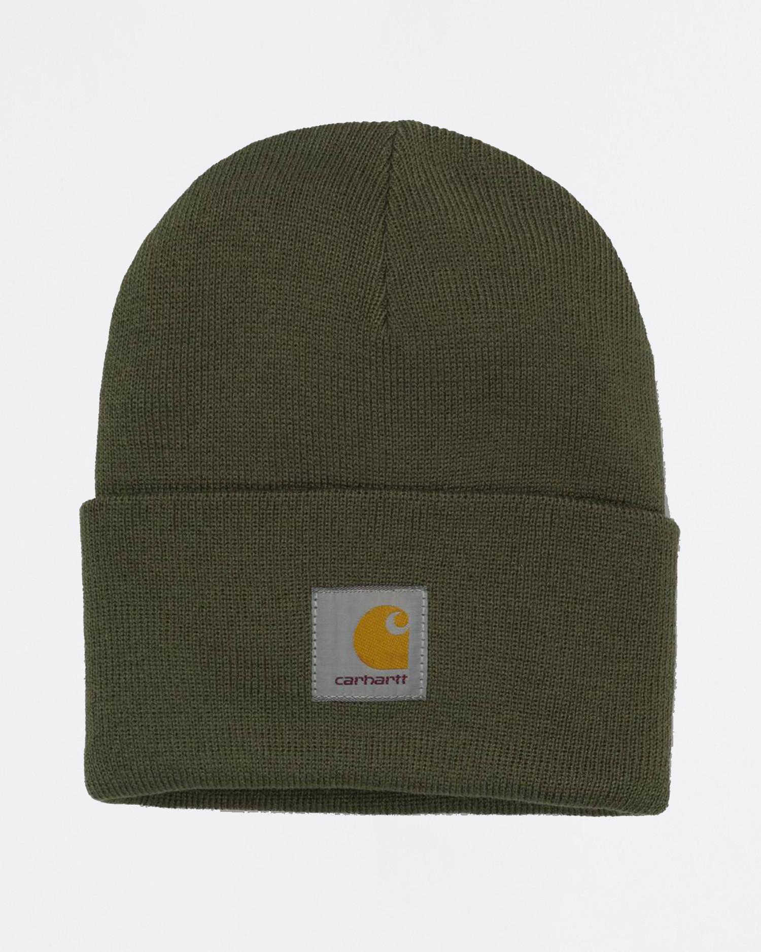 Carhartt Acrylic Watch Hat Cypress Rinsed