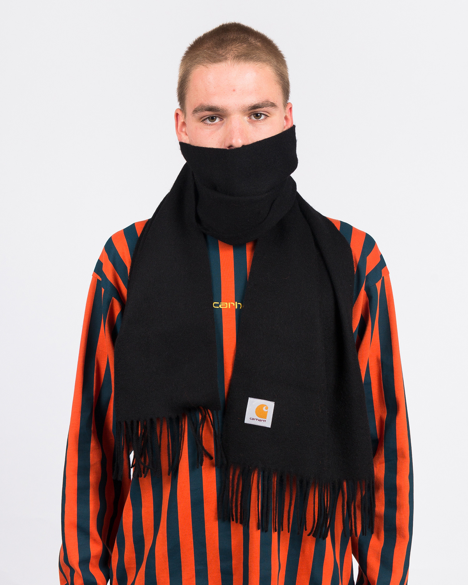 Carhartt Clan Scarf Black