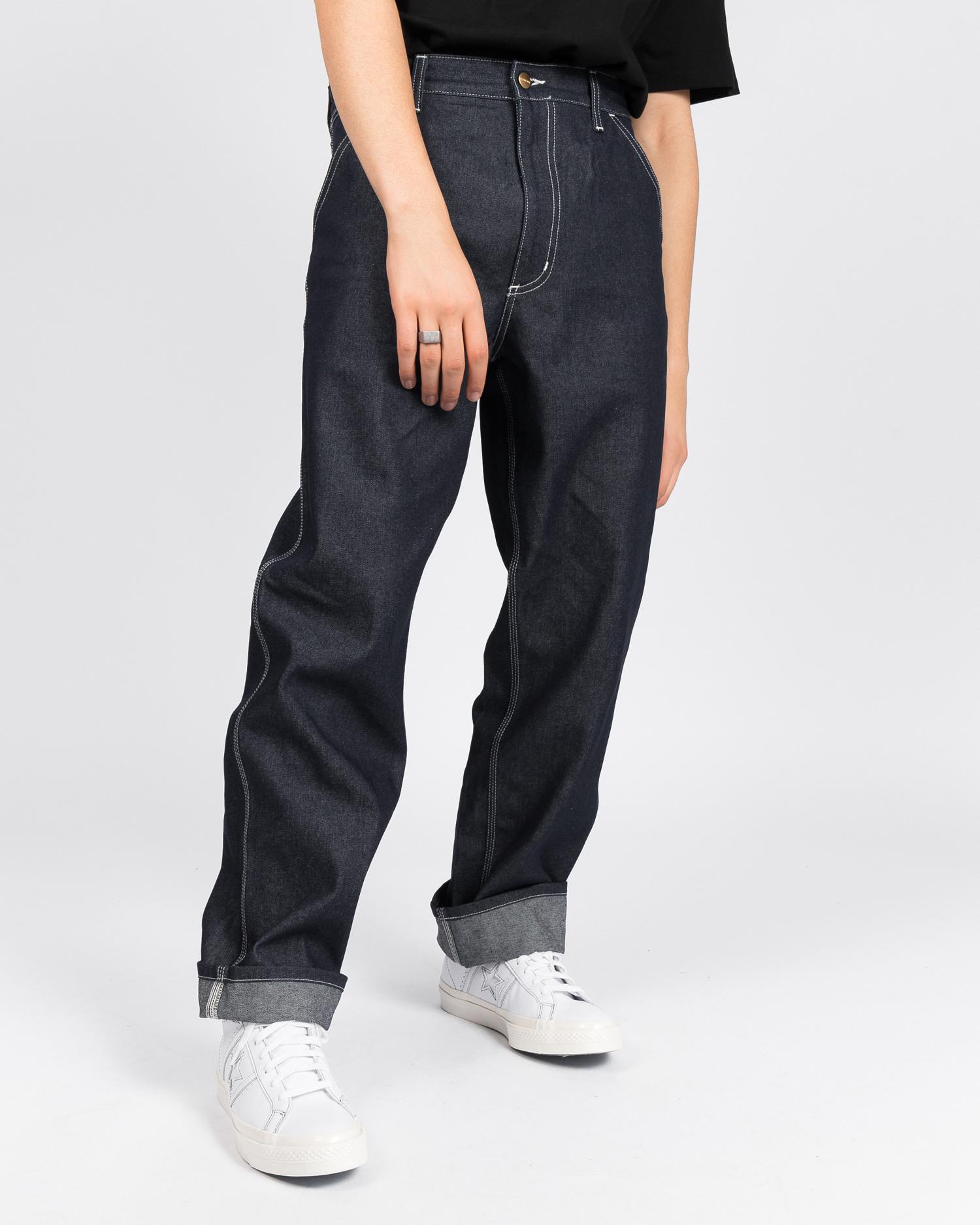 Carhartt Simple Pant Blue Rigid