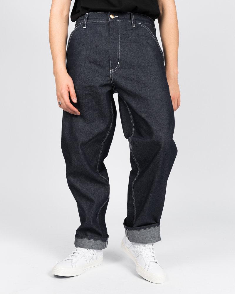 Carhartt Carhartt Simple Pant Blue Rigid