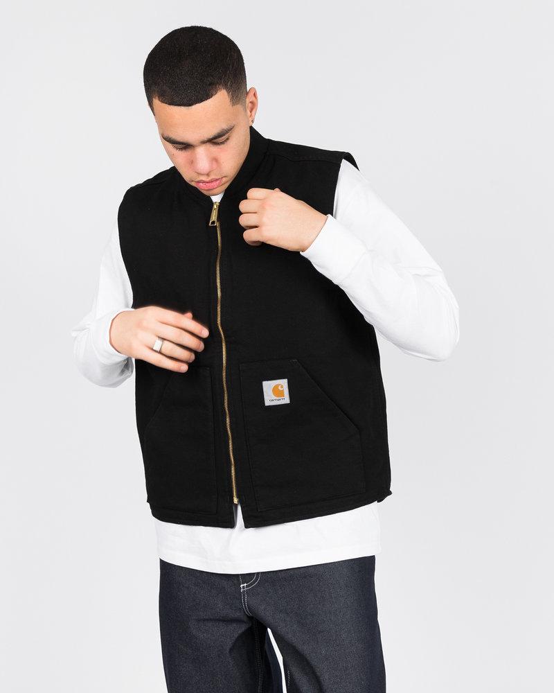 Carhartt Carhartt Classic Vest Black Rinsed