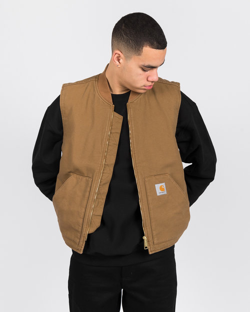 Carhartt Carhartt Classic Vest Hamilton Brown