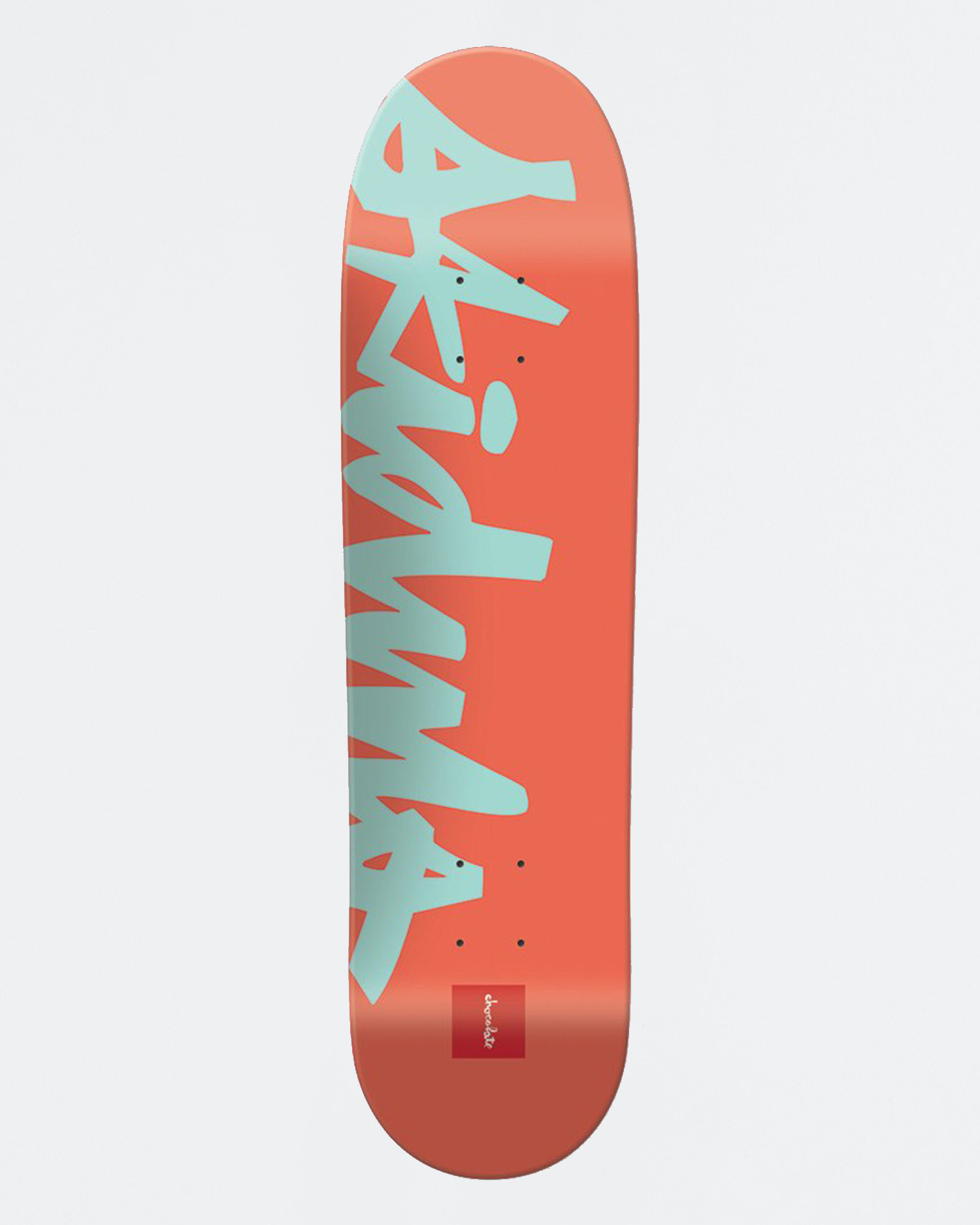 """Chocolate Anderson Nick names deck 8.5"""""""