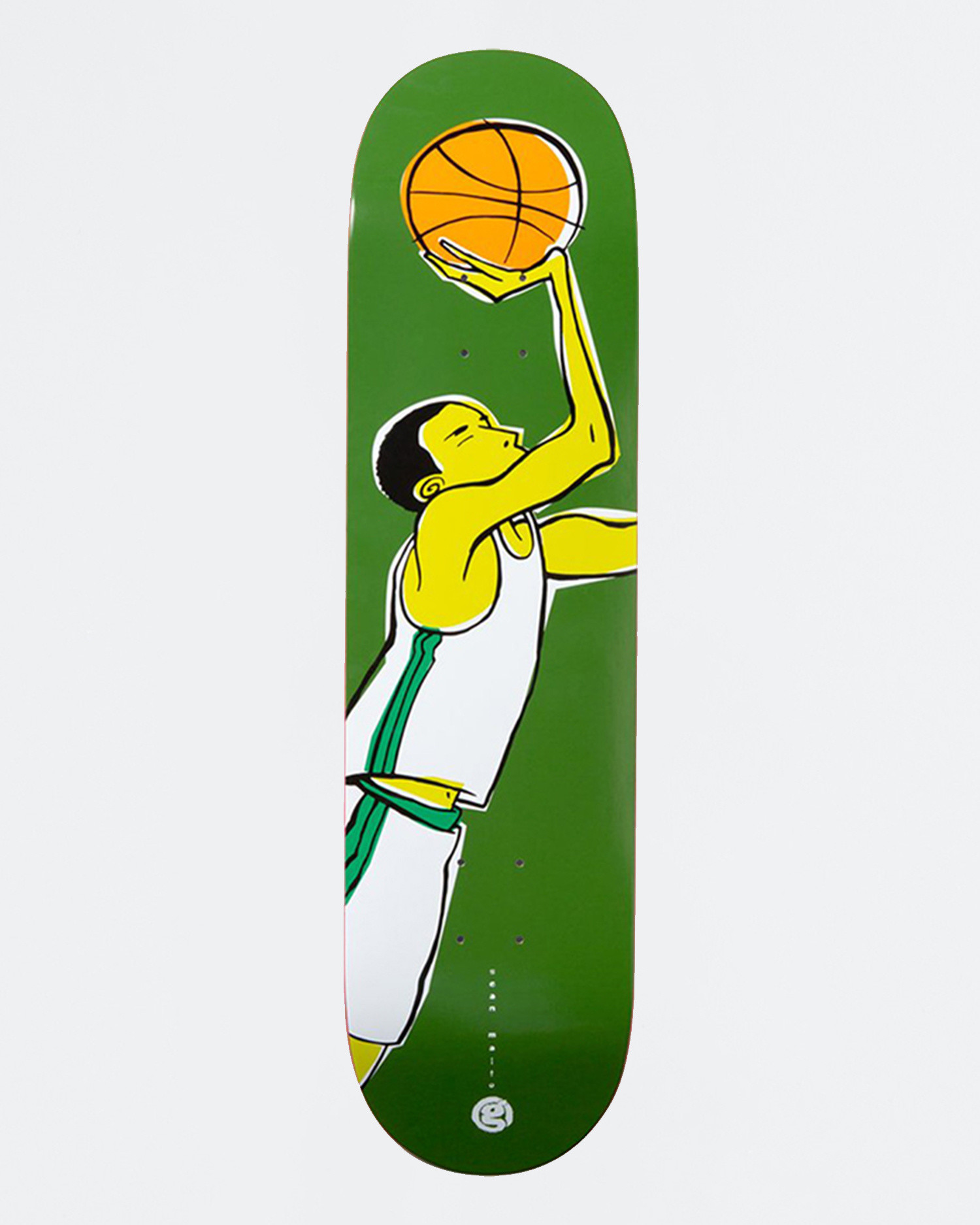 Girl Malto Jenks Basketball Deck 8.25