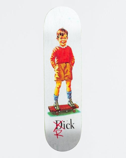 Girl Girl Howard Dick Slick Deck 8.25
