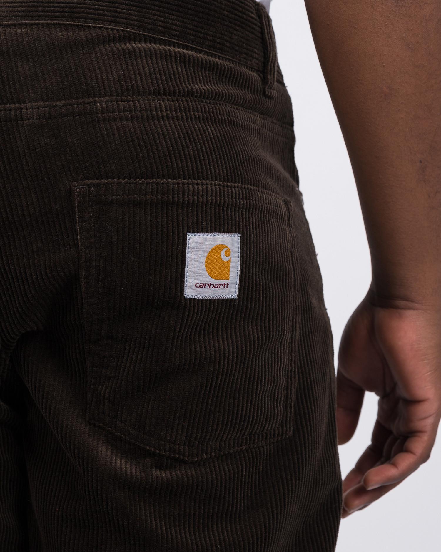 Carhartt Newel Pant Tobacco Rinsed