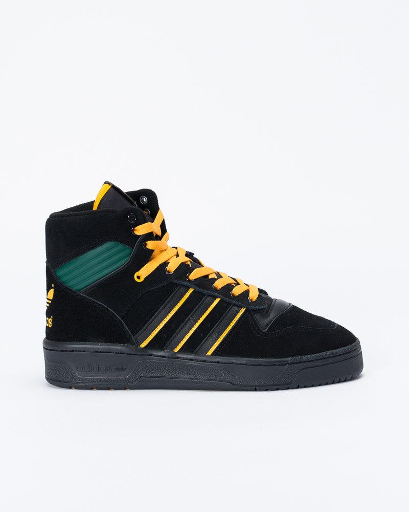 Adidas Adidas Rivalry Hi OG X NA-Kel Coreblack/CoreGold/CoreGreen
