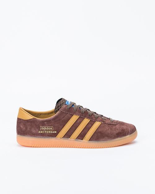 Adidas adidas Originals Amsterdam Dusurus/Brown/Mesa