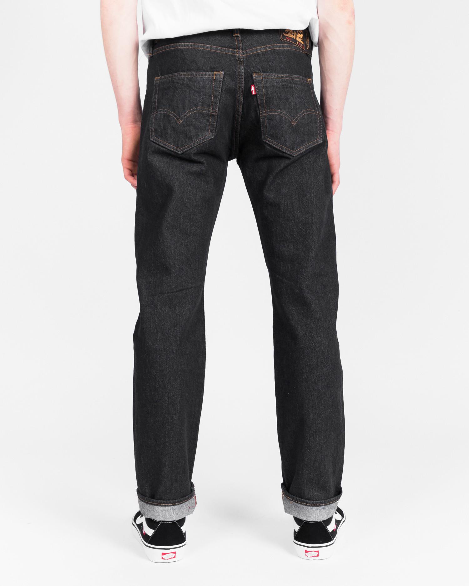 Levi's Skate Denim 501 Pants SE STF Indigo Warp