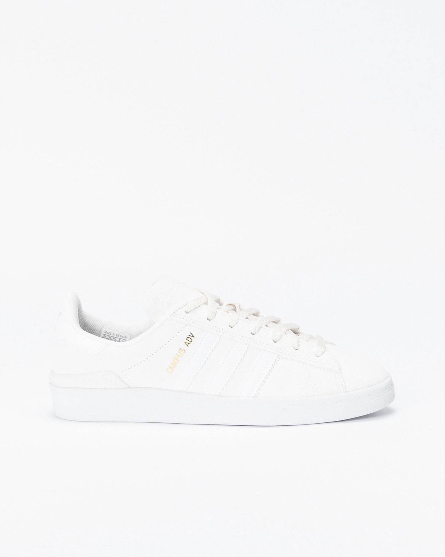 Adidas Campus ADV Supcol/Footwear White/Gold Mettalic