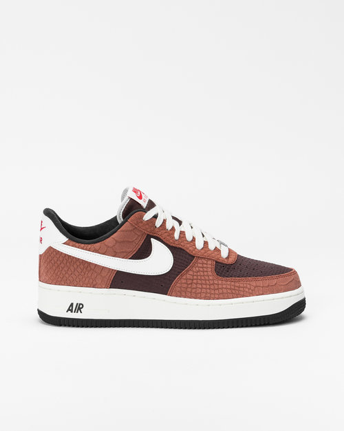 Nike Nike Air Force 1 prm Red Bark/sail-earth-university red