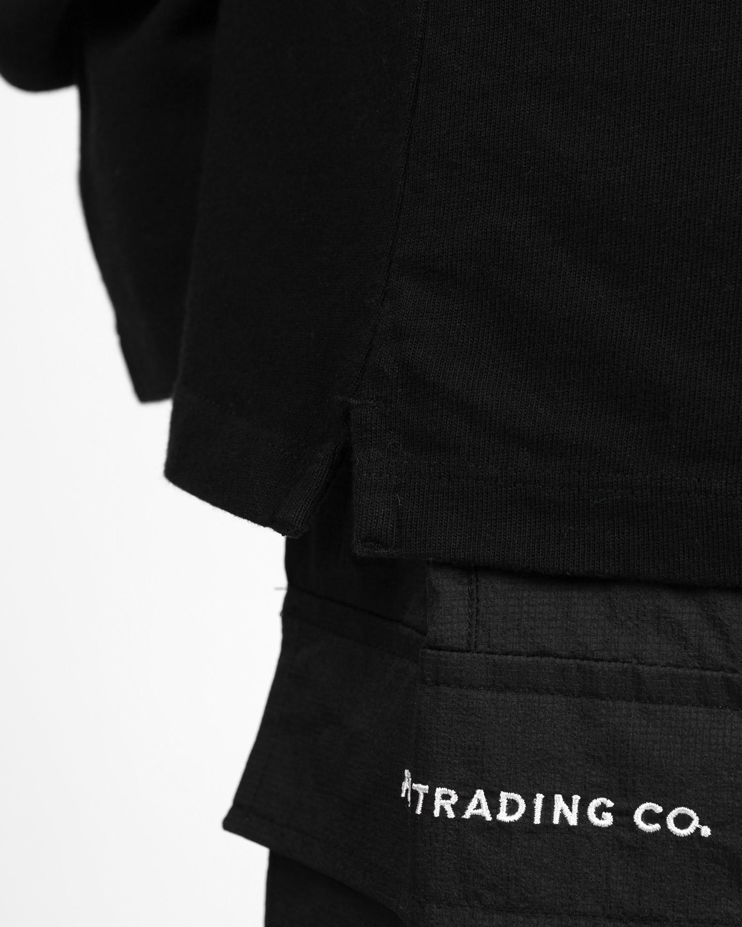 Pop Trading Co X Van Gogh Longsleeve Black
